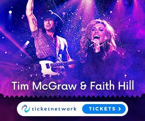 Tim McGraw & Faith Hill Tickets