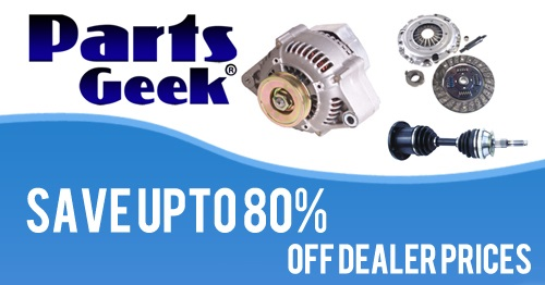 Get Up to 80% Off Dealer Prices at Parts Geek!