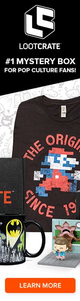 #1 Mystery Box For Geeks & Gamers