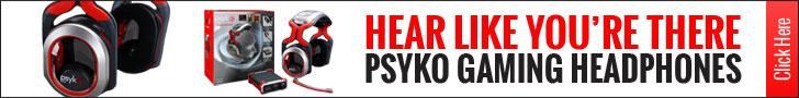 Psyko PC Gaming Headset