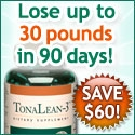 Link to Dr. William's TonaLean-3. Save $60.