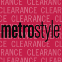 shop metrostyle clearance today!