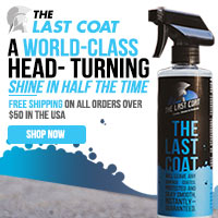 The Last Coat - A World-Class Head-Turning Shine In Half The Time