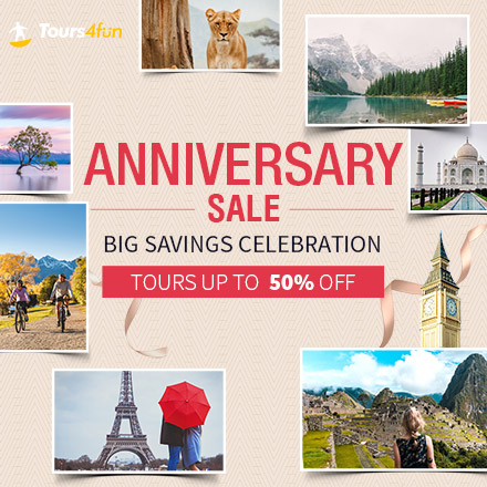 Anniversary Sale: Up to 50% Off