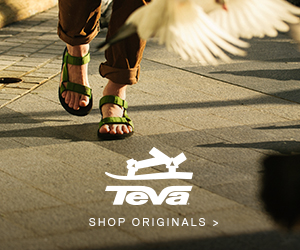 The Tirra Sport Sandal. Available now at Teva.com