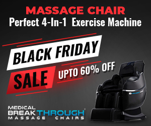 Best Massage Chair Black Friday Sale