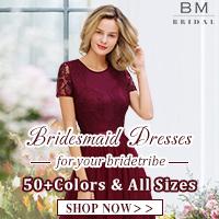 Pretty Dresses for Bridesmaids