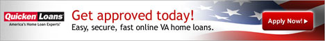 VA loans at QuickenLoans.com