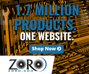 Zoro.com - 1.7 Million Products. One Website
