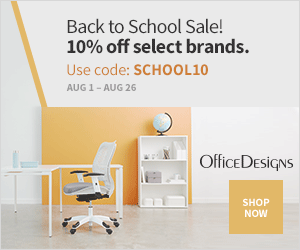 Back to School Sale - Save 10% with code SCHOOL10, Select Brands. (Valid 8/1/19 - 8/26/19)