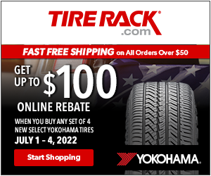 Tire Rack: The Way Tire Buying Should Be.