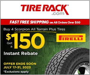 Continental Tires Deals & Rebates Father's Day 2021: Get a $70 VISA Prepaid Card