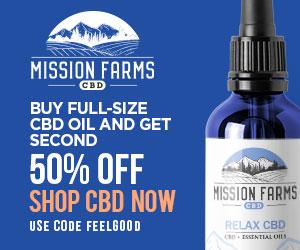 Mission Farms CBD coupons