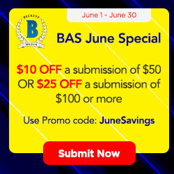 BAS June Special 250*250