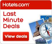 hotels.ca: Last Minute Deals!