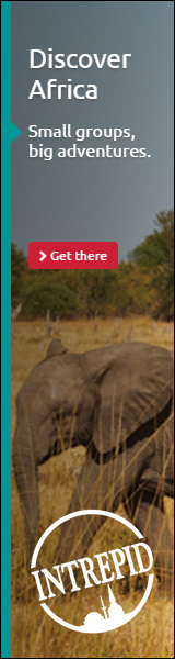 Discover Africa with Intrepid Travel