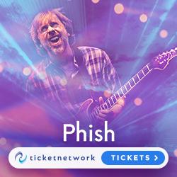 Phish Tickets