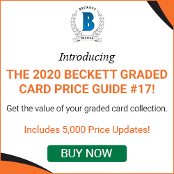 Beckett Graded Card Price Guide #17 250*250