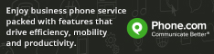 234x60 Virtual Phone Service for Business
