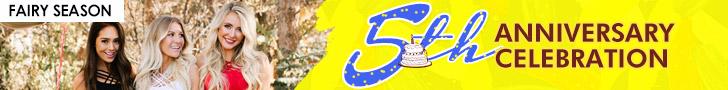 Fairyseason 5th Anniversary Celebration Enjoying Up To 15% Off!
