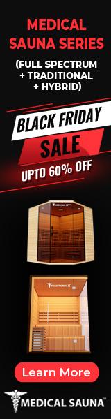 Best Sauna Black Friday Sale