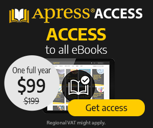 Image for 300x250 Apress Acecess at $99  [USD]