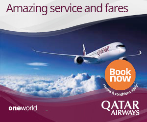 Qatar Airways flights to Tanzania