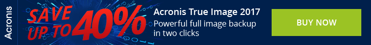Acronis True Image 2017 New Generation