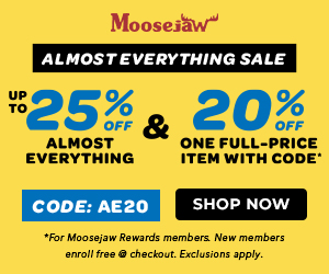 25% off Almost Everything