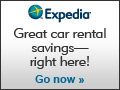 Great Car Rental Savings With Expedia!