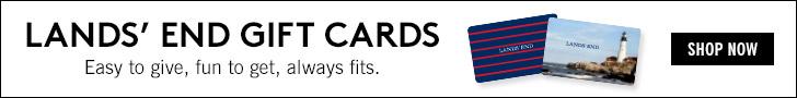 Lands' End Gift Cards