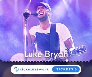Luke Bryan Tickets