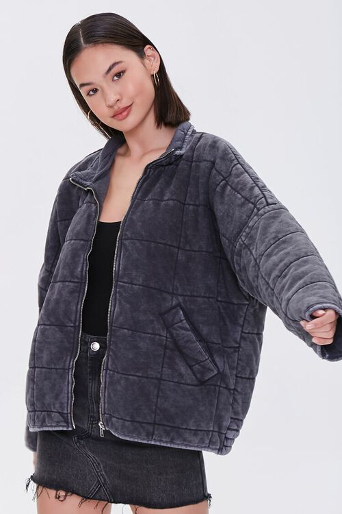 Back-In-Stock! Our Best Selling Jacket: The Quilted Fall Must Have!