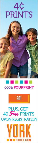 4¢ Photo Prints - Unlimited Quantity!