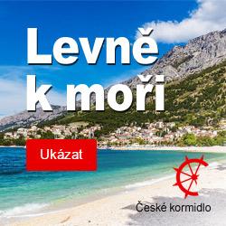 Chorvatsko, Itálie 2017, děti zdarma