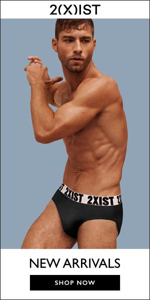 2(X)ist Men's underwear & swimwear