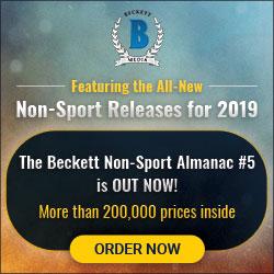 Image for Non-Sport Almanac #5_250*250