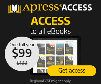 Image for 336x280 Apress Acecess at $99  [USD]