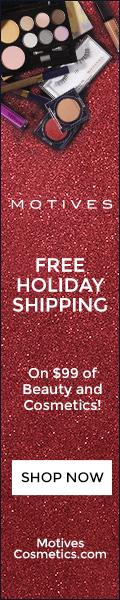 Motives Cosmetics - Free Shipping on $99 purchase at MotivesCosmetics.com.