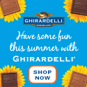 Summer Fun with Ghirardelli Chocolate!