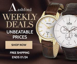 Ashford Weekly Deals