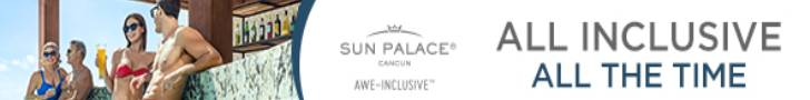 The most wonderful time of the year. Up to 30% off on all inclusive luxury at Le Blanc Spa Resort.