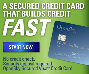 Apply Now for an Open Sky Card