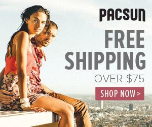 Free Shipping $75 300 x 250