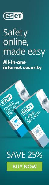 ESET for Mac Save 25%