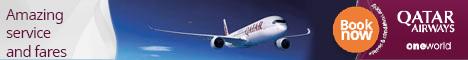 Qatar Airways flights to Kenya