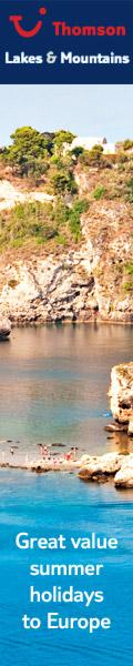 Thomson Lakes & Mountains Holidays