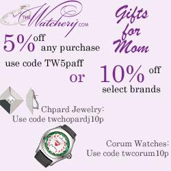 Buy a watch get a luxury watch free @ the Watchery