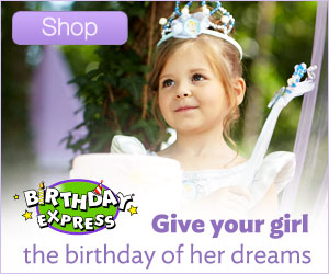 Girls Birthday Party Supplies