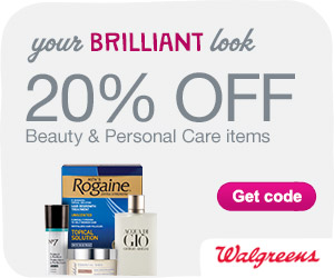 20% off Beauty and Personcal Care Items w/ code DAZZLE20